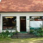 Bild på butiken